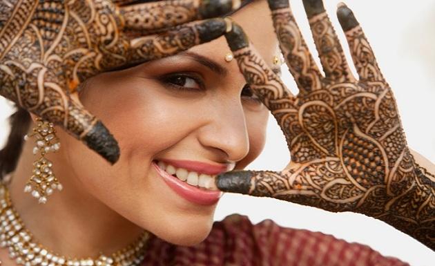 tatuajes de henna imagen
