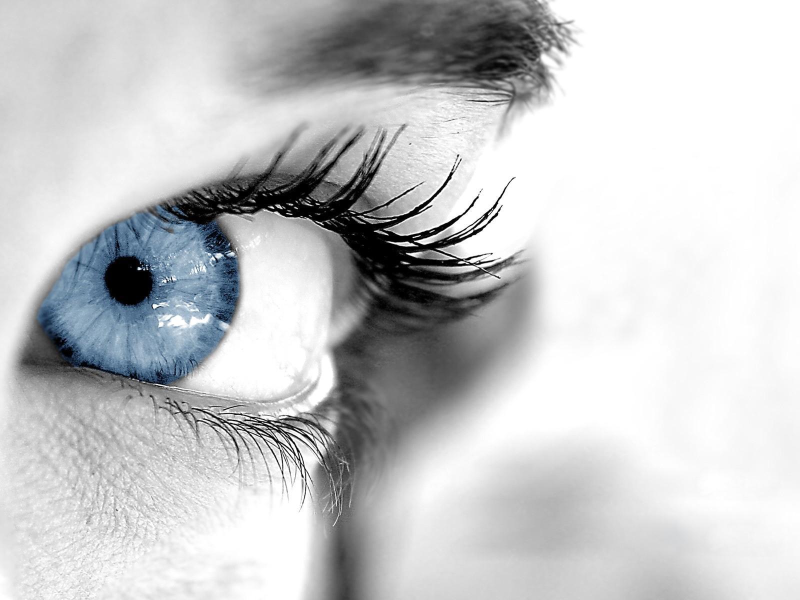 ojos mujer