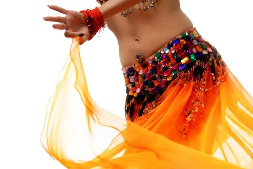 bailar danza oriental
