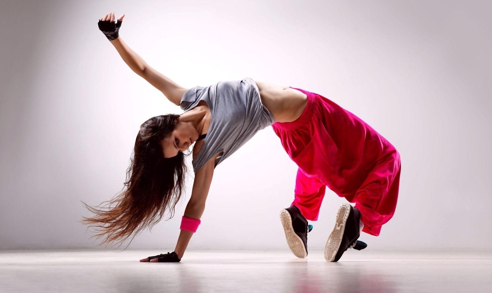chica bailando