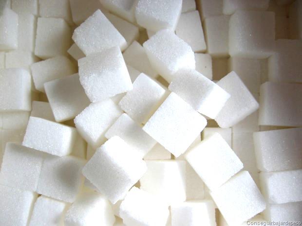 azucar cubos