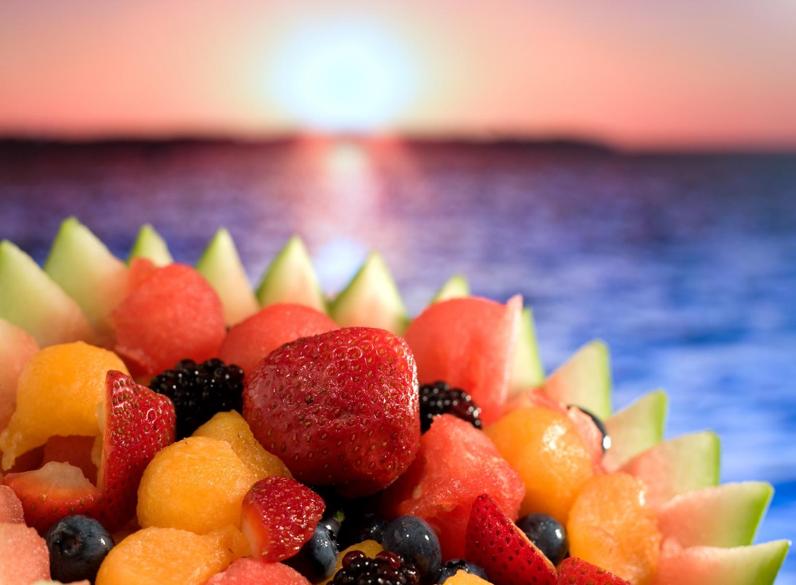 verano comida
