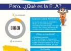 Infografía ELA