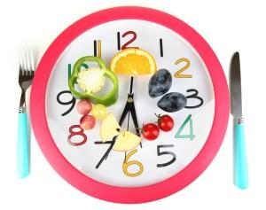 horarios comidas