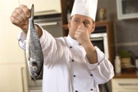 olor a pescado
