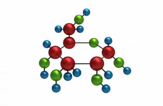 Qu es la glucosa eslasalud for Que significa molecula