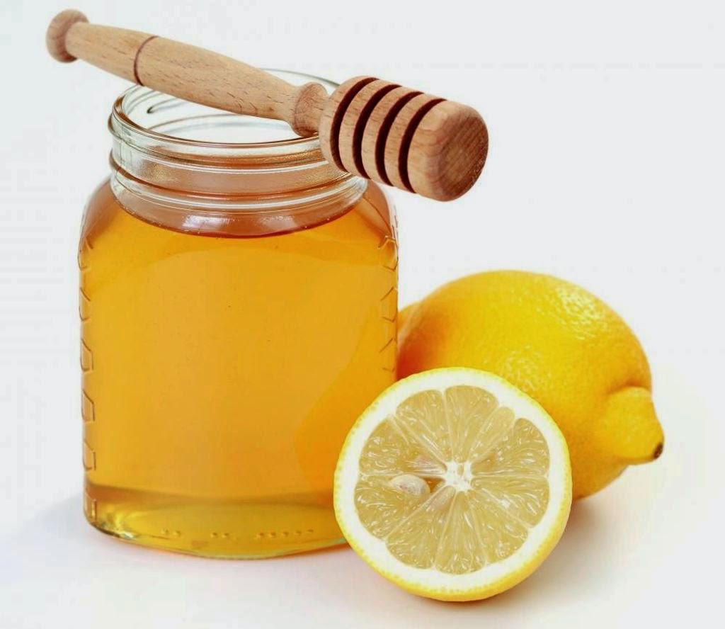 remedios para el dolor de garganta con miel y limon