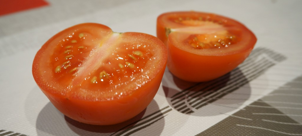 Tomate alimento