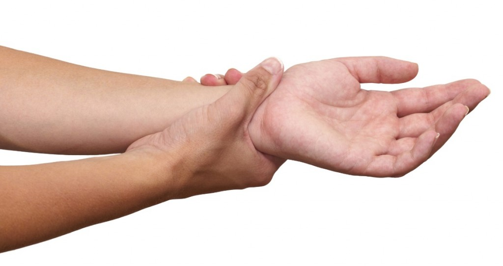 entumecimiento mano